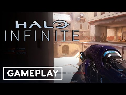 Halo Infinite Technical Preview - 3 Minutes of Xbox One Multiplayer Gameplay