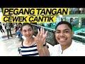 PEGANG TANGAN BUAT CEWEK CANTIK BAPER Part 2  PRANK INDONESIA