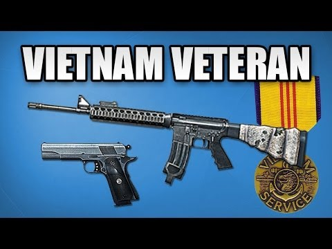 Vietnam Veteran! Pick For Nick - Battlefield 4 - Possible Naked Event?