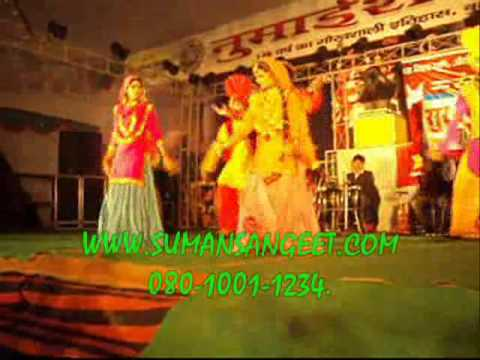 Non-Stop GIDDA & BHANGRA By. GAYATRI & PARTY (Since 1995) 080...