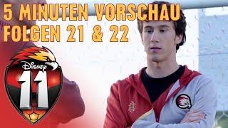 11 - So geht es weiter! // Vorschau: Folge 21 & 22 | Disney Channel