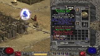 What is set item Sharkskin Belt - Diablo 2