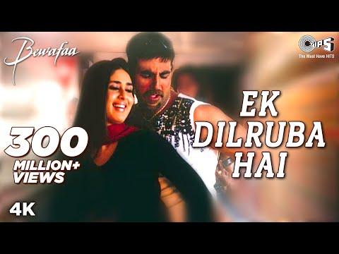 Ek Dilruba Hai - Bewafaa | Akshay Kumar & Kareena Kapoor | Udit...