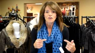 Fall Fashion Tips - Different Ways to Wear a Scarf