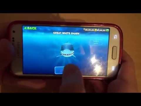 Descarga Hungry Shark Evolution con DINERO INFINITO [Android]