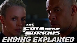 The Fate Of The Furious Ending Explained Breakdown And Recap - Fast And The Furious 9 And 10?