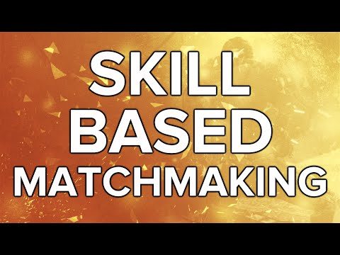 Petition to remove skill based matchmaking