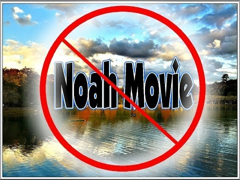 Noah Movie Blasted  By Minister Stevie Tee,God Is Not Dead, Heaven Is For Real