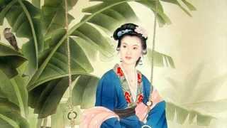 Волшебная роспись по шелку Wang Meifang