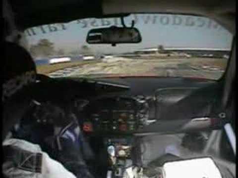 In Car Porsche 911 GT3 RSR Sebring