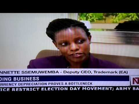 TMEA Annual Report Handover-NTV Interview Clip