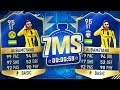 99 PACE TOTS AUBAMEYANG 7 MINUTE SQUAD BUILDER FIFA 17 ULTIMATE TEAM mp3