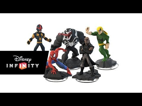 Disney Infinity: Marvel Super Heroes (2.0 Edition) - Spider-Man & Friends Spotlight