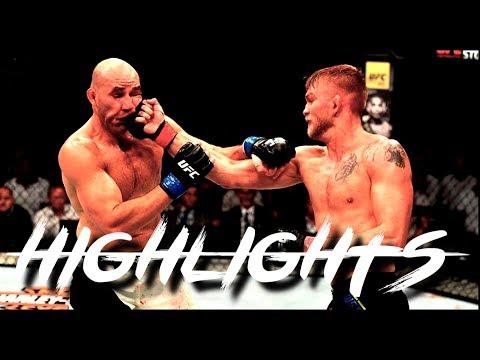 Alexander Gustafsson vs Glover Teixeira Fight Highlights | Александр Густафссон vs Гловер Тейшейра