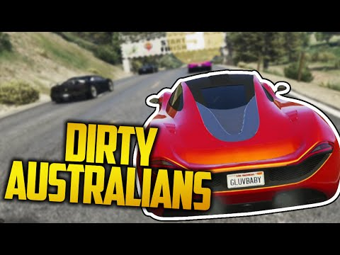 YOU'RE A DIRTY RACER (GTA 5 Online Races)