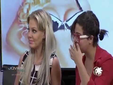 Javier Poza entrevista a Paola Durante y  Stephanie Durante