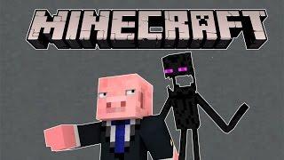 5 maneras de matar a un Enderman | Corto de Minecraft