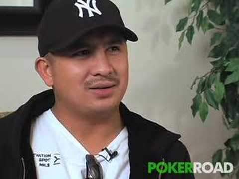 Inside The Poker Mind - JC Tran - Part 1B Video
