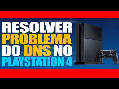 DICA: Como Resolver o Problema do DNS no PS4 - Noberto Gamer