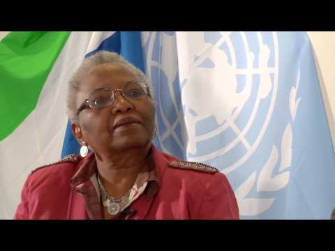 Ebola Crisis - Interview with Ms.Yvette Stevens, Sierra Leone Ambassador to the U.N. Geneva