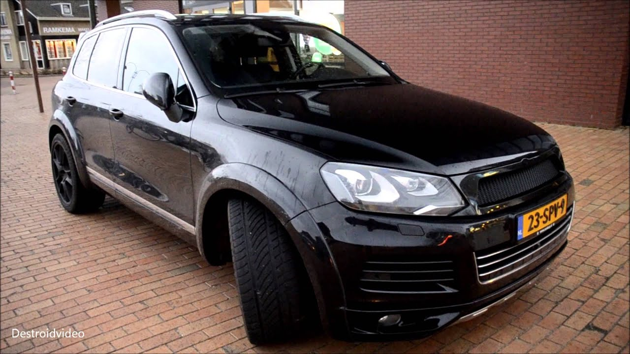 2013 Vw Touareg 4 2 V8 Overview And Details Youtube