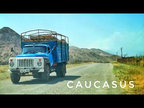 Caucasus: Travel Documentary (Azerbaijan, Armenia, Georgia)