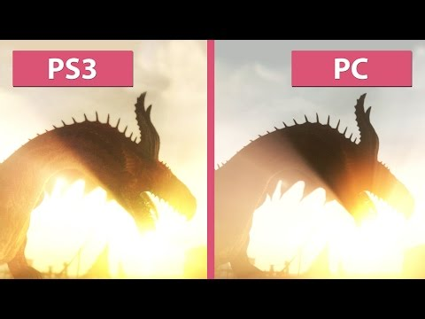 Dragon's Dogma: Dark Arisen – PS3 vs. PC Graphics Comparison