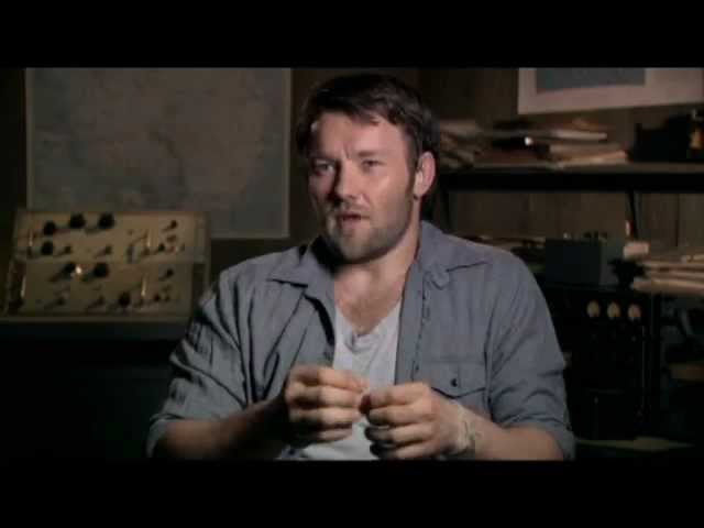 Joel Edgerton interview -- The Thing (2011)