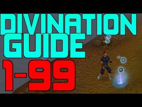 1-99 Divination Guide Runescape 2014 – Fast + Money Making [RS]