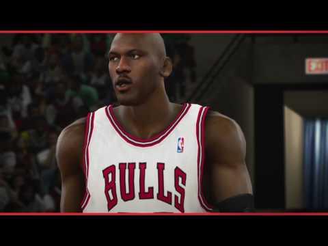 Майкл Джордан возвращается в NBA 2K11.