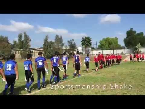 San Diego Academy Cavaliers Football - SDA (34) vs  MGA (21) - 10/21/2014