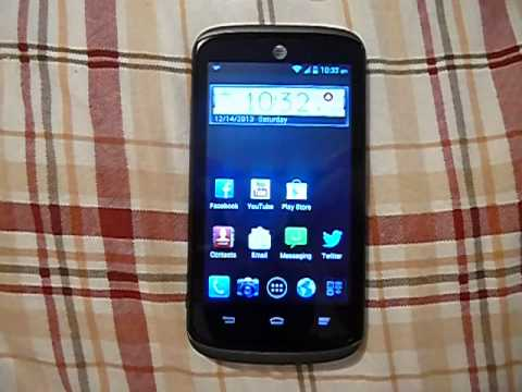ZTE Radiant Review(AT&T)