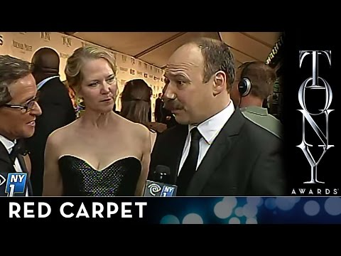 2014 Tony Awards: Red Carpet - Danny Burstein