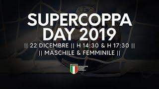 Supercoppa Day: Salerno - Brixen & Bolzano - Pressano