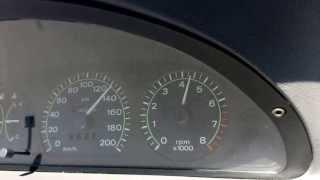 Fiat Punto ELX Top Speed