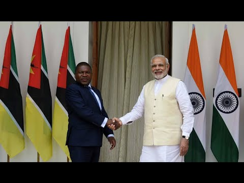 India, Mozambique discuss boosting maritime security cooperation: NewspointTV
