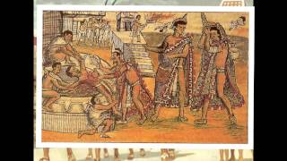 The Mayans and The Aztecs