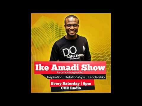 Ike Amadi Show special #DSMentor edition with Nathan Mapombere