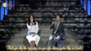 """[Vietsub] FM Thành Đô - Song Joong Ki & Song Hye Kyo song ca """"Always"""""""