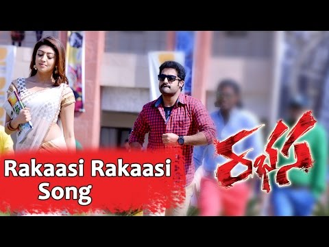Rakaasi Rakaasi Promo Video Song || Rabhasa Movie || Jr Ntr, Samantha, Pranitha