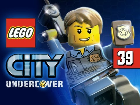 LEGO City Undercover Gameplay Walkthrough - Part 39 Brain Freeze Wii U Let's Play