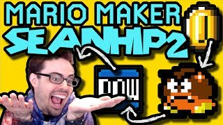 Mario Maker - Phenomenal Puzzles by Seanhip2 (w/ Totally Cheesed World Records) #11