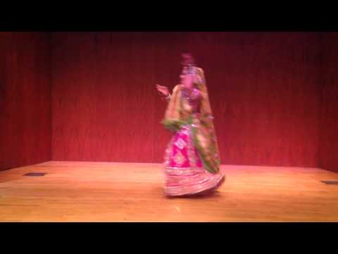 Dr. Shruti Patel Dance Performance- Morni Baga Ma Bole video