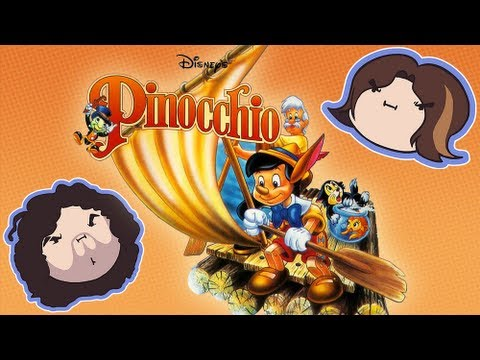 Pinocchio - Game Grumps