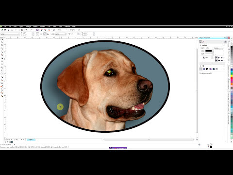 Background Removal in CorelDraw/Corel Photo Paint