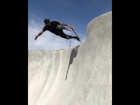 Style oozes from @christianhosoi 🎥: @lancemountain 🙌 | Shralpin Skateboarding