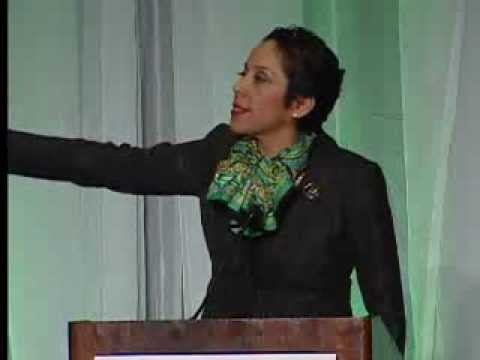 """It's time to """"Stand Up for Girl Scouts"""" -- speech by Girl Scouts' Anna Maria Chávez"""