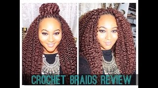 Zuzu Crochet Braids : Crochet Braids Harlem 125 Kima Braid Brazilian Twist Review 15:22