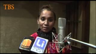 Bhojpuri Song Recording Kalpanna Film devra Bina Angna Na Shobhe Raja 5