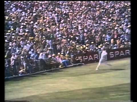 Geoff Boycott 191 vs Australia 4th test 1977